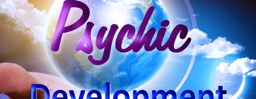 Psychic Develpment workshop