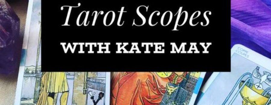 October Tarot scopes